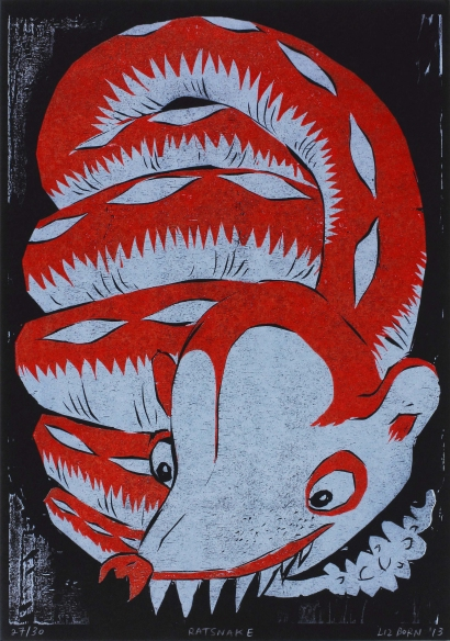 born_ratsnake_reductionwoodcut_2013_web