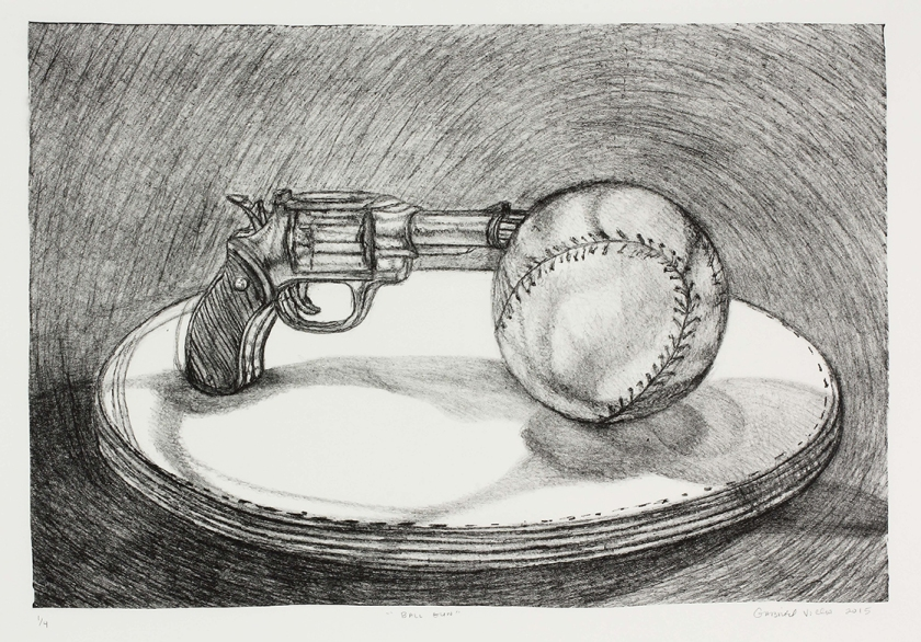 """Ball Gun"" Gabriel Villa 